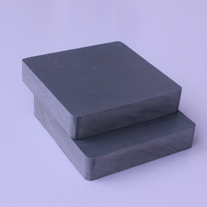 Plastic PVC Grey Thick Board Sheet in Recycle Material