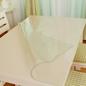 3MM Transparent PVC Table Cover
