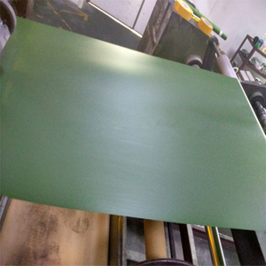 Green PVC Artificial Carpet Grass/Turf Film Sheet Roll